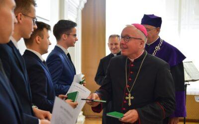 Wiara: Wyższe Seminarium Duchowne zainaugurowało nowy rok