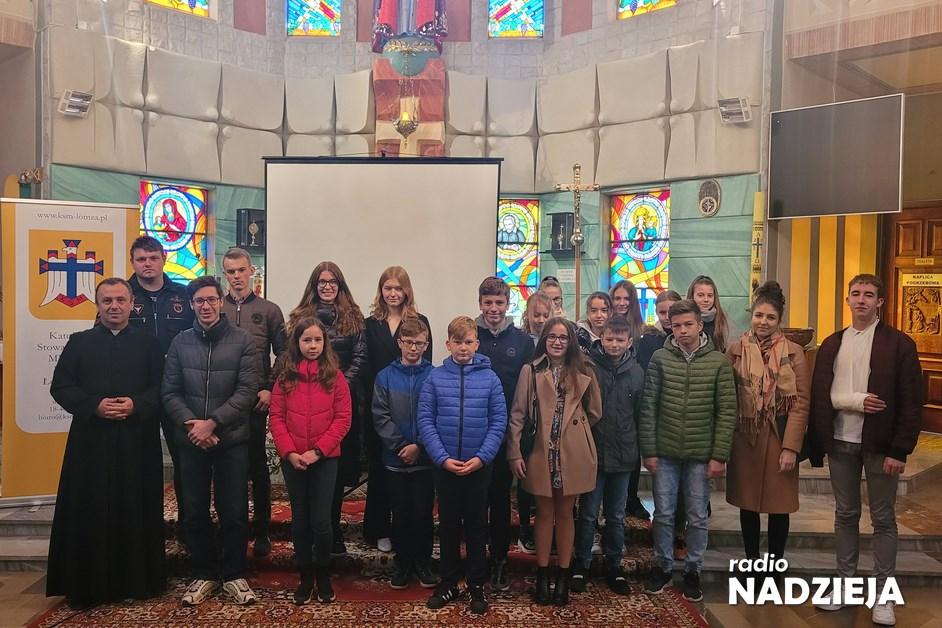 Wiara: Katolickie Stowarzyszenie Młodych spotkało się w Radulach