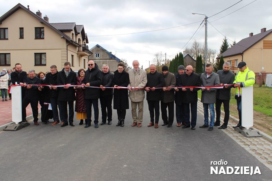 Gmina Piątnica: Droga powiatowa w Kobylinie przeszła remont