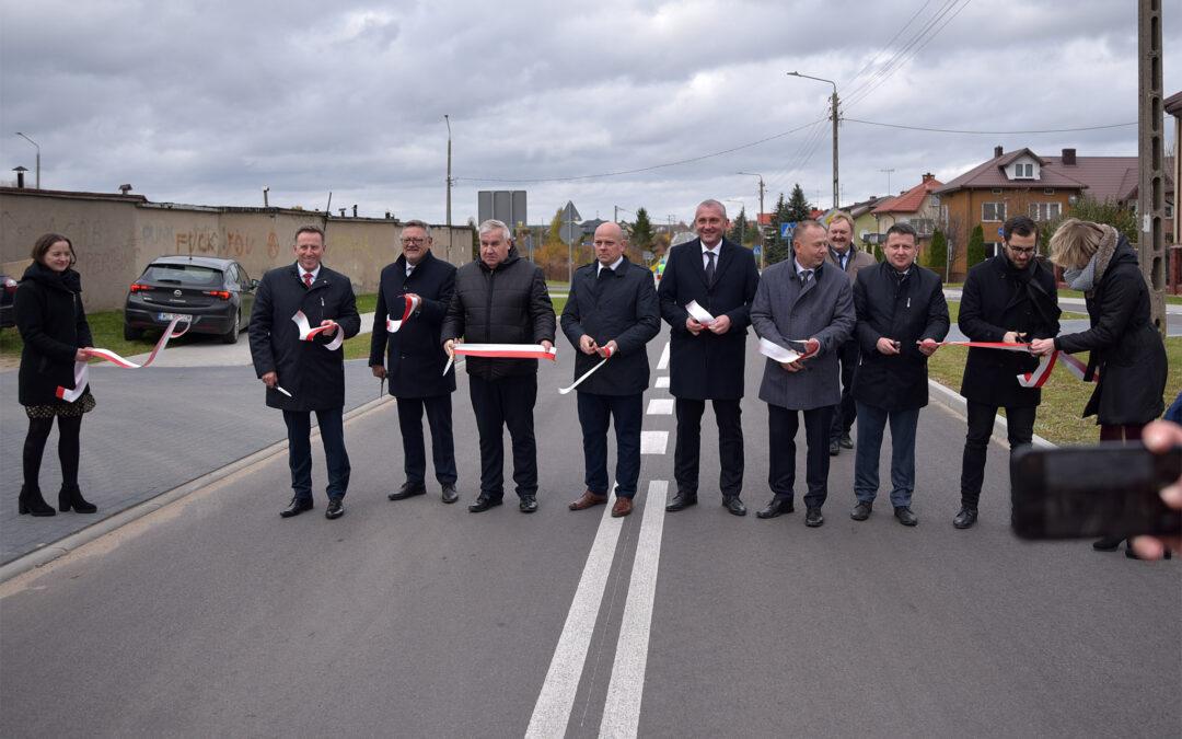 Kolno: ulica Marii Konopnickiej zmodernizowana i oddana do użytku