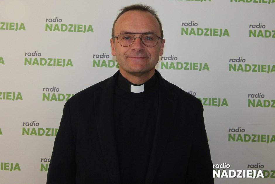 GD: ks. Dariusz Nagórski, proboszcz parafii pw. Św. Brunona w Łomży