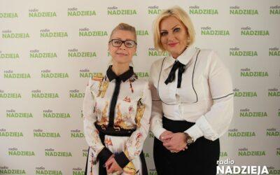 GD: Lucyna Antecka i Monika Szymańska, ZSS w Łomży