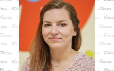 GD: Magdalena Szczepankowska, dyrektor Żłobka w Goworowie