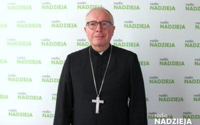 GD: bp Janusz Stepnowski, ordynariusz Diecezji Łomżyńskiej