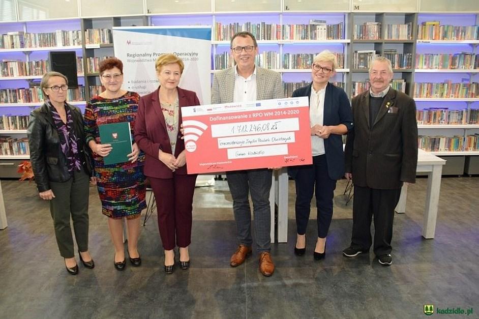 Gmina Kadzidło: Szkoła podstawowa przejdzie termomodernizację
