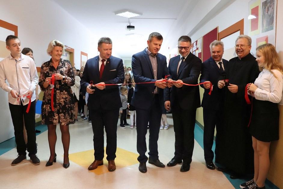Gmina Kolno: Święto Edukacji Narodowej w Borkowie