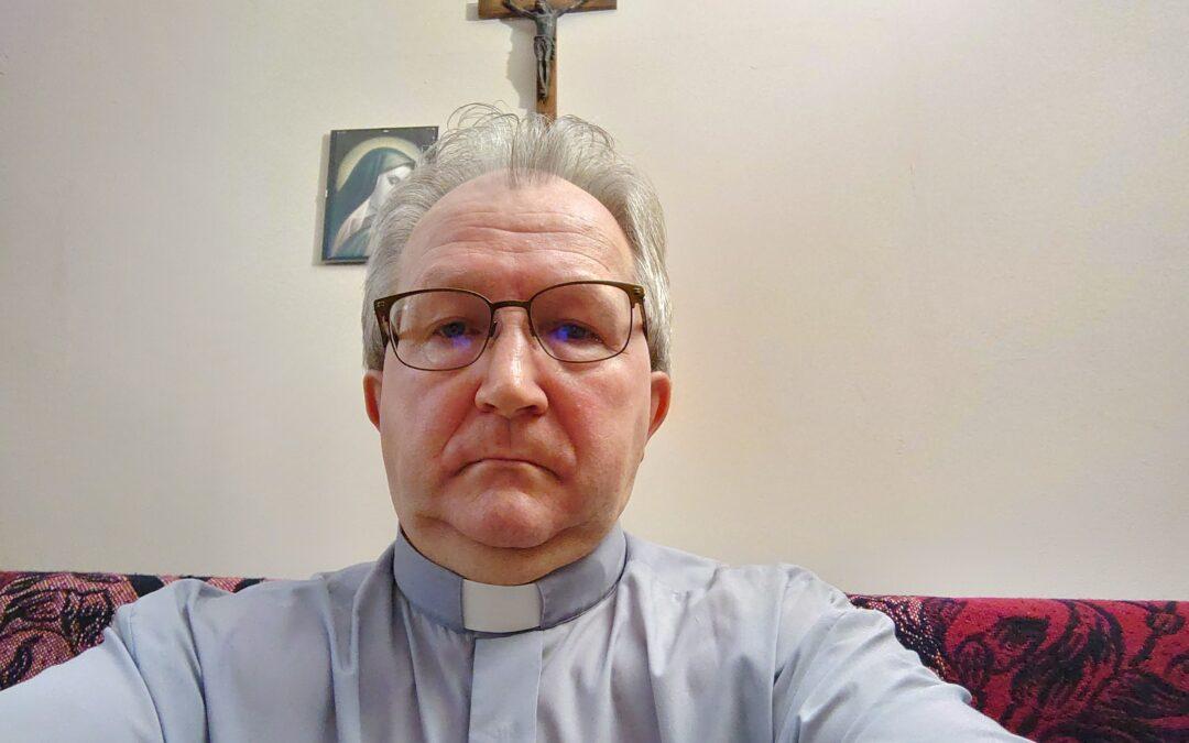Popołudniówka: ks. Andrzej Chilicki, kapelan szpitala w Wysokiem Mazowieckiem