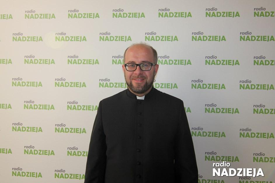 GD: ks. Łukasz Andrzejczyk, wikariusz parafii pw. Krzyża Świętego w Łomży
