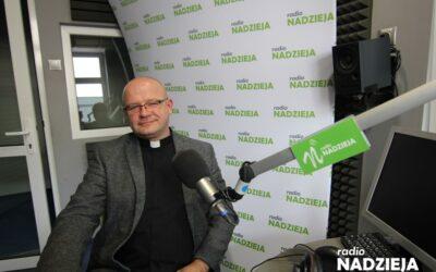 GD: ks. Radosław Kubeł, proboszcz parafii pw. Bożego Ciała w Łomży