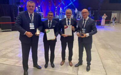 Powiat wysokomazowiecki: Starostwo docenione za działalność inwestycyjną