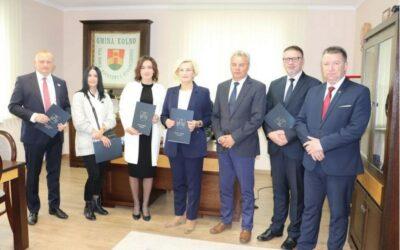Gmina Kolno: Wójt nagrodził nauczycieli i dyrektorów szkół