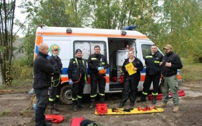 Gmina Kolno: Strażacy z Zabiela na Manewrach Poszukiwawczo – Ratowniczych