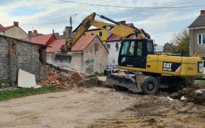 Grajewo: Rozpoczęła się rewitalizacja centrum