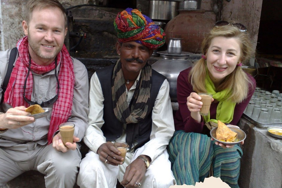Grajewo: O Indiach w Muzeum Mleka